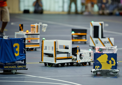 2012 Robotic Football in action